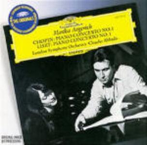 Foto Cover di Concerti per pianoforte, CD di AA.VV prodotto da Deutsche Grammophon