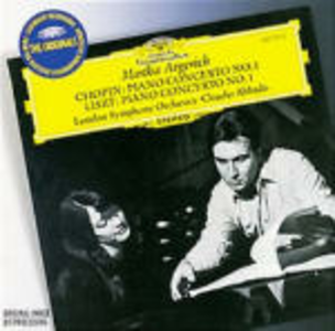 CD Concerti per pianoforte Fryderyk Franciszek Chopin , Franz Liszt