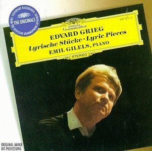 CD Pezzi lirici di Edvard Grieg