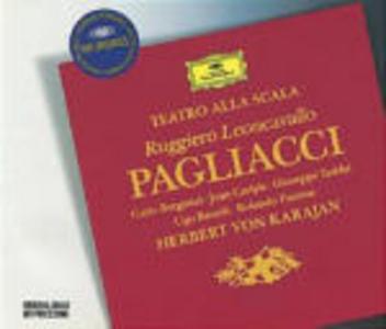 CD Pagliacci di Ruggiero Leoncavallo