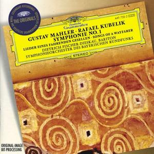 CD Sinfonia n.1 - Lieder Eines fahrenden Gesellen di Gustav Mahler