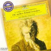CD Sonate per pianoforte n.28, n.29, n.30, n.31, n.32 Ludwig van Beethoven Maurizio Pollini