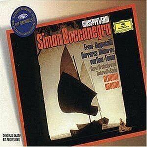 Foto Cover di Simon Boccanegra, CD di AA.VV prodotto da Deutsche Grammophon