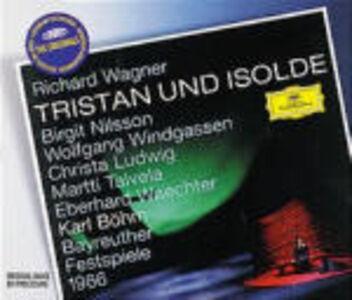 Foto Cover di Tristano e Isotta (Tristan und Isolde), CD di AA.VV prodotto da Deutsche Grammophon