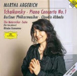 CD Concerto per pianoforte n.1 - Lo schiaccianoci (Suite per due pianoforti) di Pyotr Il'yich Tchaikovsky