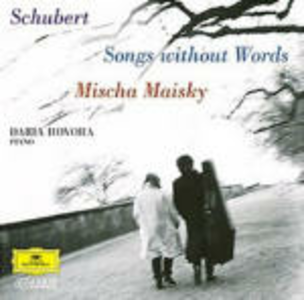 CD Songs Without Words di Franz Schubert