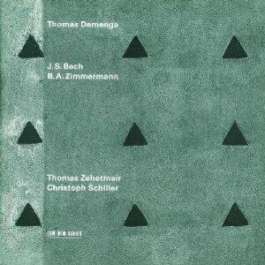 Suite per violoncello n.2 BWV1008 - CD Audio di Johann Sebastian Bach,Thomas Demenga