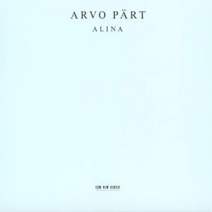 CD Alina di Arvo Pärt