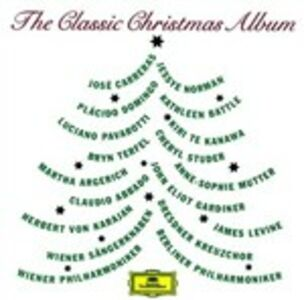 CD The Classic Christmas Album