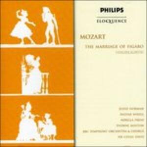 Marriage of Figaro - Hl - - CD Audio di Wolfgang Amadeus Mozart