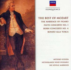 Best of Mozart - CD Audio di Wolfgang Amadeus Mozart