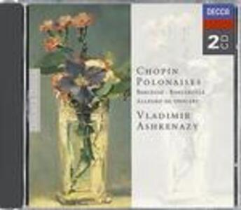 Polacche - CD Audio di Fryderyk Franciszek Chopin,Vladimir Ashkenazy