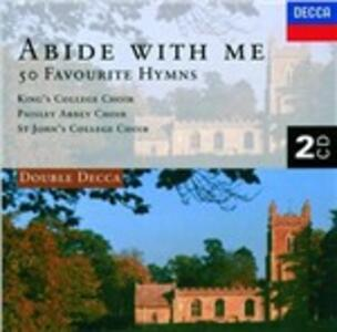 Abide with Me. 50 Favourite Hymns - CD Audio