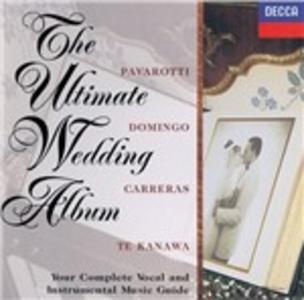 CD The Ultimate Wedding Album