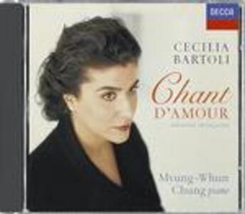 Chant d'amour - CD Audio di Cecilia Bartoli