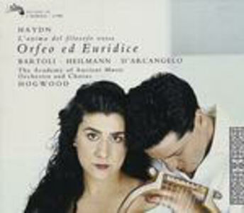 CD Orfeo ed Euridice di Franz Joseph Haydn