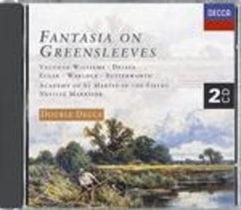CD Fantasia on Greensleves