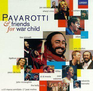 Foto Cover di Pavarotti & Friends for War Child, CD di  prodotto da Decca