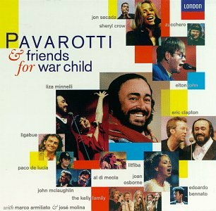 CD Pavarotti & Friends for War Child