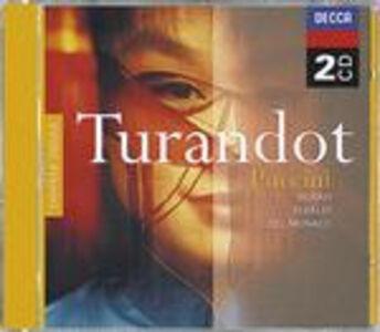 Foto Cover di Turandot, CD di AA.VV prodotto da Decca