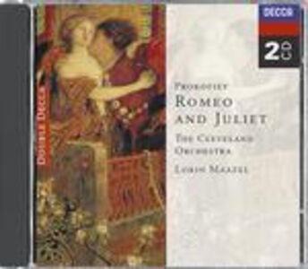 Foto Cover di Romeo e Giulietta, CD di AA.VV prodotto da Decca