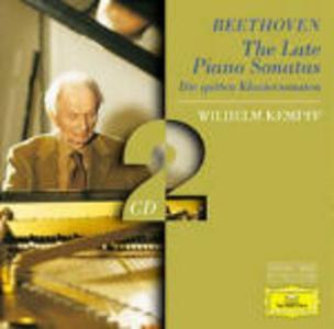 CD Sonate per pianoforte n.27, n.28, n.29, n.30, n.31, n.32 di Ludwig van Beethoven