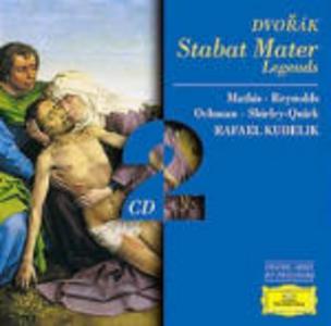 CD Stabat Mater - Leggende di Antonin Dvorak