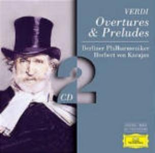CD Ouvertures e Preludi di Giuseppe Verdi