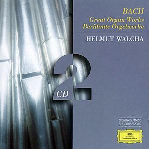 CD Great Organ Works di Johann Sebastian Bach