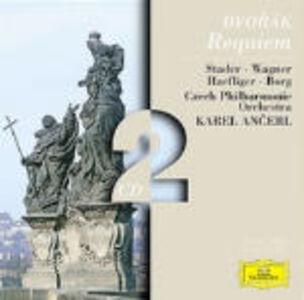 CD Requiem - Canti Biblici di Antonin Dvorak