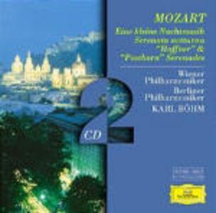 CD Serenate di Wolfgang Amadeus Mozart