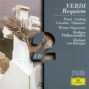 CD Messa da Requiem / Te Deum Anton Bruckner , Giuseppe Verdi