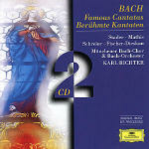CD Cantate famose di Johann Sebastian Bach