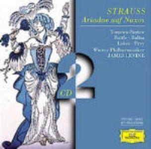 CD Arianna a Nasso (Ariadne auf Naxos) di Richard Strauss