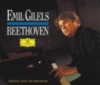 CD Sonate per pianoforte complete di Ludwig van Beethoven