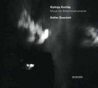 Musica per strumenti ad arco - CD Audio di György Kurtag