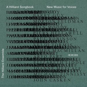 CD A Hilliard Song Book: New Music for Voices