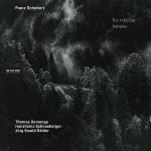 CD Trii op.100 D929, op.148 D897 di Franz Schubert