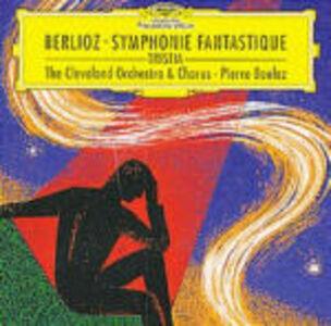 Foto Cover di Sinfonia fantastica (Symphonie fantastique) - Tristia op.18, CD di AA.VV prodotto da Deutsche Grammophon