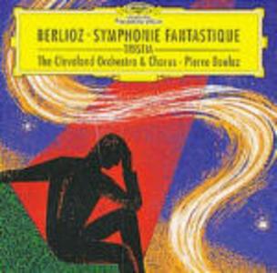 CD Sinfonia fantastica (Symphonie fantastique) - Tristia op.18 di Hector Berlioz