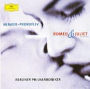 Romeo e Giulietta - CD Audio di Sergej Sergeevic Prokofiev,Claudio Abbado,Berliner Philharmoniker