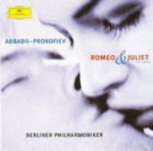 Foto Cover di Romeo e Giulietta, CD di AA.VV prodotto da Deutsche Grammophon
