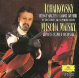 Variazioni Rococò - CD Audio di Pyotr Il'yich Tchaikovsky,Mischa Maisky