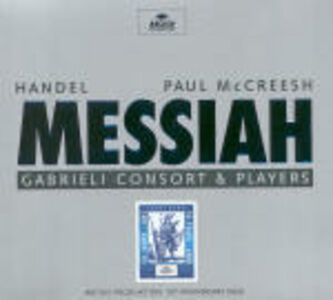 CD Il Messia di Georg Friedrich Händel