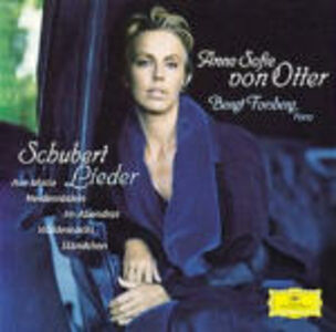 CD Lieder di Franz Schubert