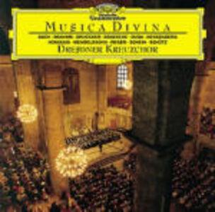CD Musica divina