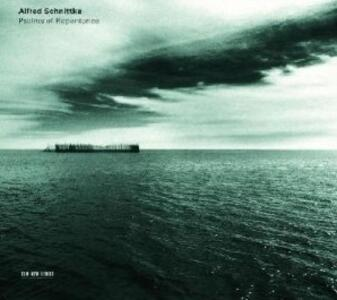 Psalms of Repentance - CD Audio di Alfred Schnittke