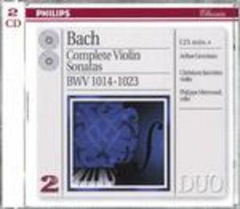Foto Cover di Sonate per violino, CD di AA.VV prodotto da Philips