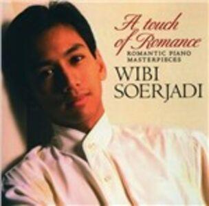 Foto Cover di A Touch of Romance. Romantic Piano Masterpieces, CD di Wibi Soerjadi, prodotto da Polydor