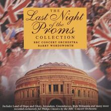 The Last Night of Proms - CD Audio di BBC Concert Orchestra
